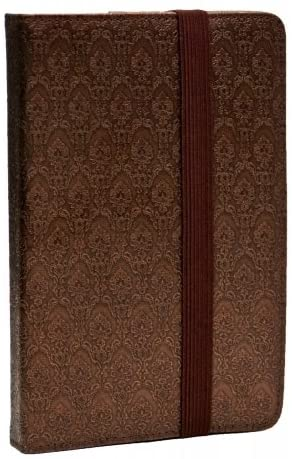 Sumdex - CrossWork-T Folio Case for Google Nexus 7 Tablets and Kindle Fire - Antique