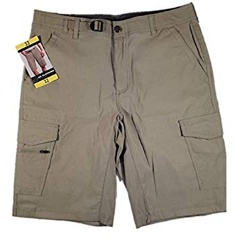 BC Clothing Men's Expedition Stretch Cargo Shorts