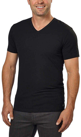 Calvin klein cotton stretch classic shirts fit - V neck