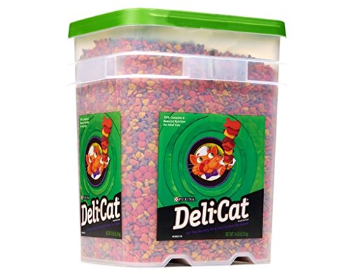 Purina Deli-Cat Cat Food, 6.35 kg