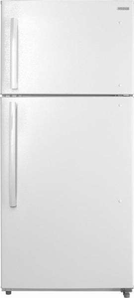 Insignia NS-RTM18WH8 - 18 Cu. Ft. Top-Freezer Refrigerator - White