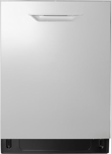 "Insignia™  NS-DWR2WH8 - 24"" Top Control Built-In Dishwasher - White"