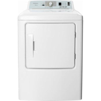 Insignia NS-FDRE67WH - 6.7 Cu. Ft. 10-Cycle Electric Dryer - White