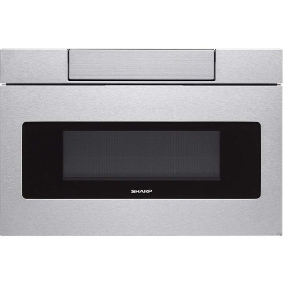 Sharp SMD2470AS Microwave Drawer Oven, 30-Inch 1.2 Cu. Feet, Stainless Steel