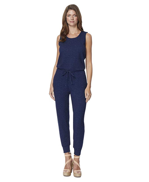 32 DEGREES Women's Faux Cashmere Jumpsuit