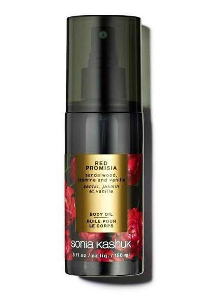 Sonia Kashuk Red Promisia Body Oil - 150 ml