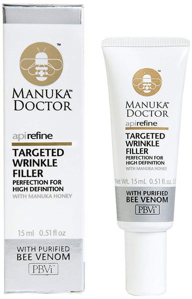 Manuka Doctor Targeted Wrinkle Filler, 15 ml