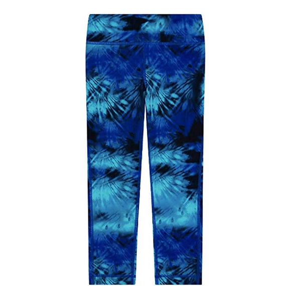 Kirkland Signature Girls' Moisture Wicking Fabric Active Capri Legging