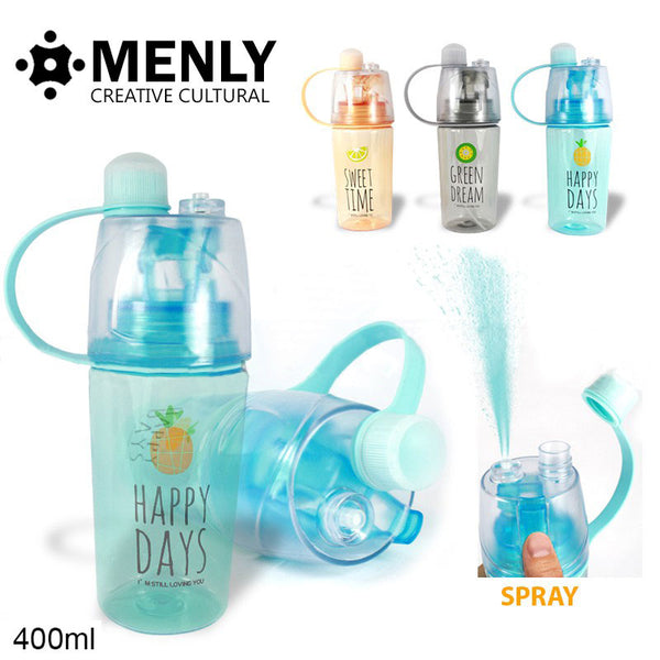 Menly happy day bottle 400 ml