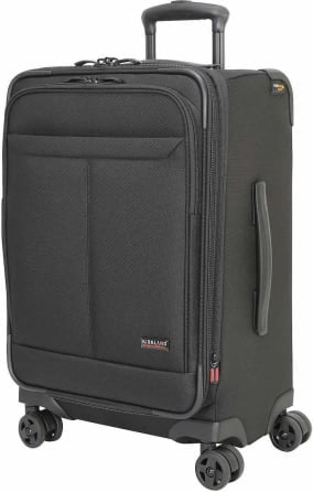 Kirkland Signature 55cm Expandable Carry-On Suitcase Ballistic Luggage