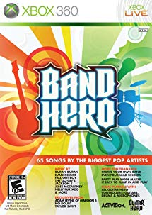 Band Hero featuring Taylor Swift - Xbox 360