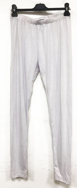 Caren sport white sweatpants