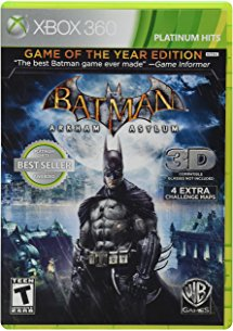 Batman: Arkham Asylum [Game of the Year Edition] - Xbox 360