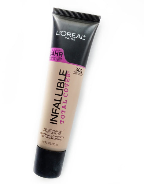L'Oréal Paris Infallible Total Cover Foundation