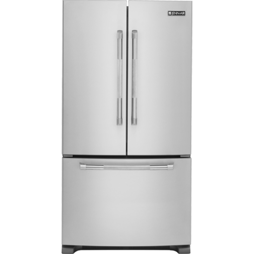 "Jenn-Air 69""  JFC2089BEP Counter-Depth, French Door Refrigerator with Internal Water/Ice Dispensers"