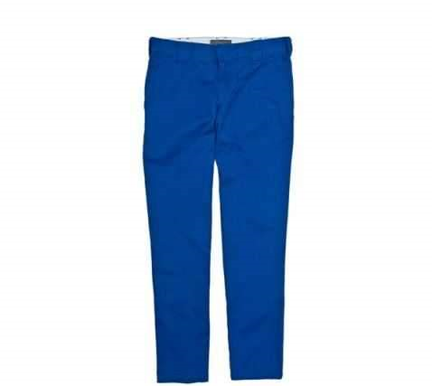 c mode blue pants size: small/medium