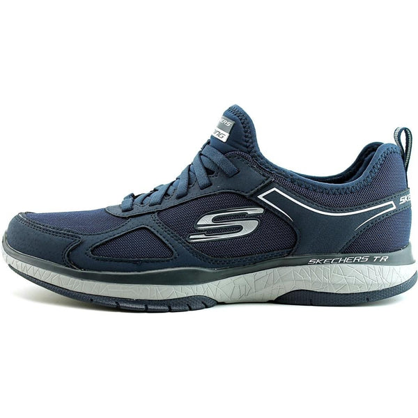 Skechers Burst TR Mens Synthetic Running, Cross Training