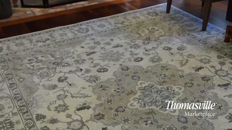 Thomasville elgin ivory rug