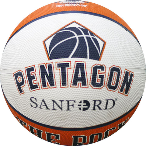 Anaconda Sports The Rock Women's Size Rubber Basketball
