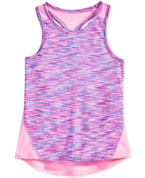 Champion Space-dye Swing Tank, Toddler Girls pink