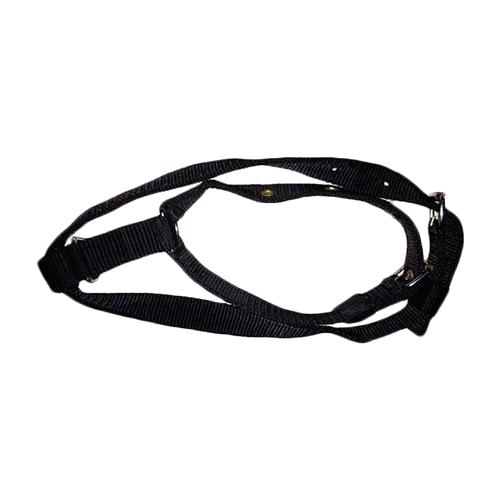 Dog body collar black