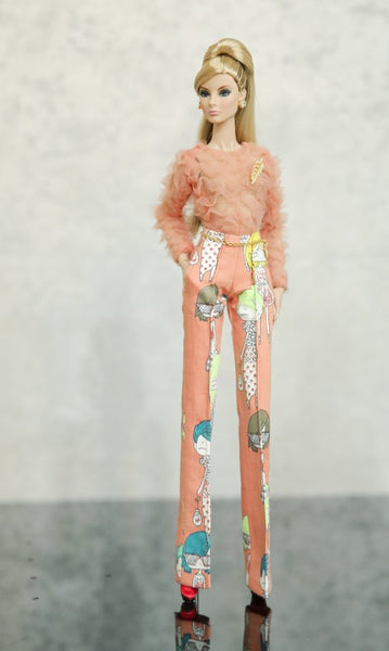 Outfit for fashion royalty , Poppy Parker, Silkstone Barbie, fr2 , fr1 , 12'' Fashion Doll