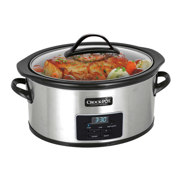 Crock-Pot 6 Quart Programmable Slow Cooker