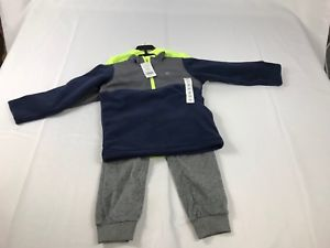 Carter's 3 pieces combo hoodie king of the game 18 months