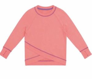 Kirkland Signature Girls Pullover Shirt