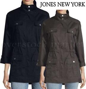 Jones York Women's Safari Jacket - Grey