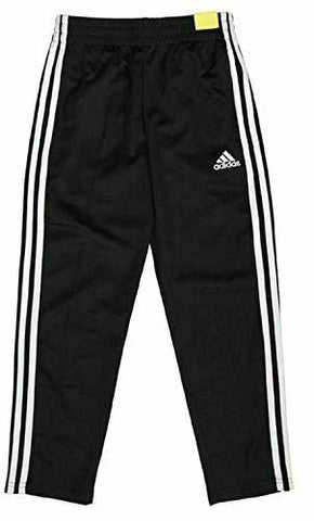 Adidas Boys' Youth 3 Stripes Performance Active Track Pants