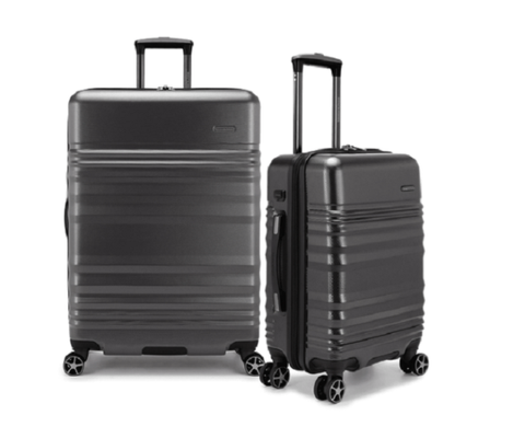 Traveler's Choice Pomona 2-piece Set with External USB