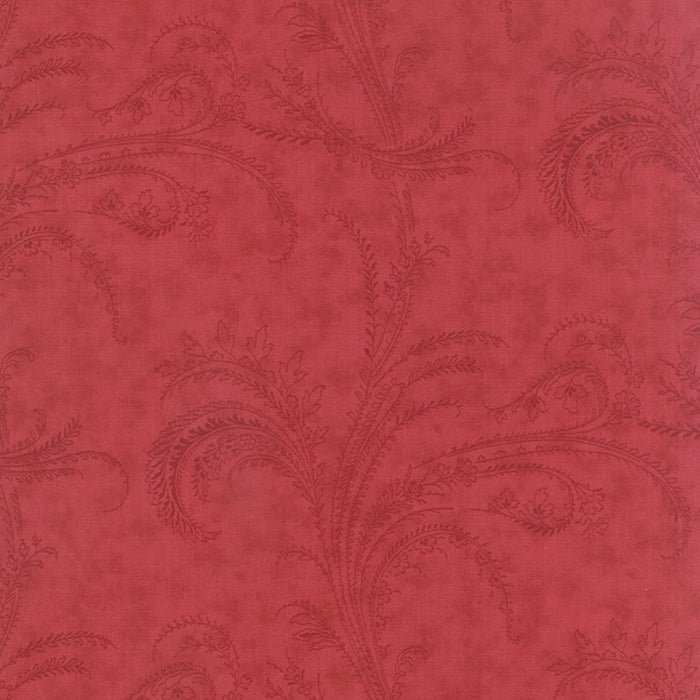 "Under the Mistletoe - Crimson 108"" Wide Back"