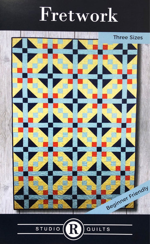Fretwork Studio R Quilts Pattern
