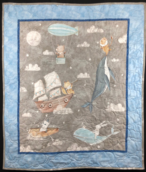 Adventure in the Sky Quilt