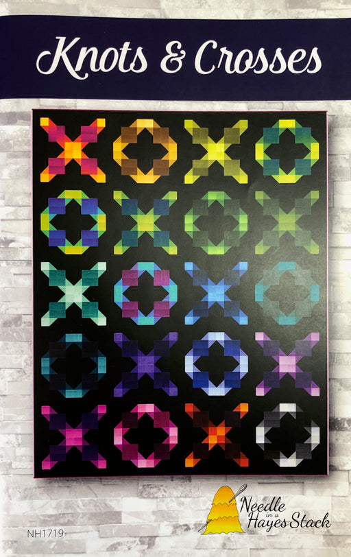 Knots & Crosses Quilt Pattern