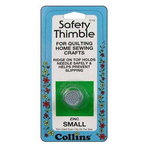 Thimble Small Collins Safety