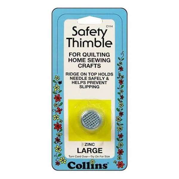 Thimble Large Collins Safety