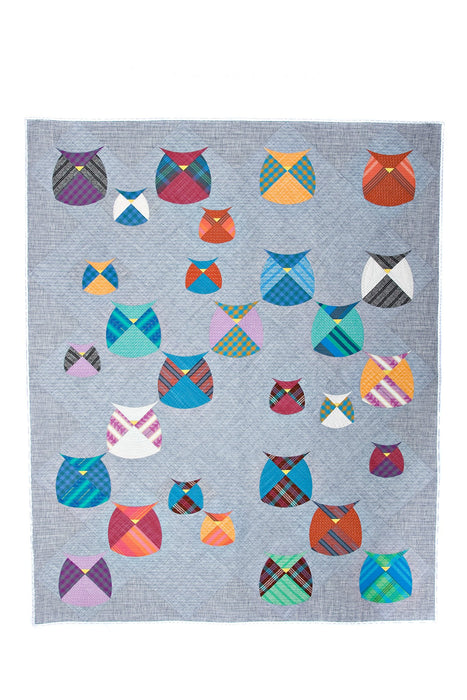 Mod Owls Sew Kind of Wonderful