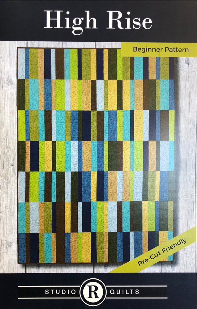 High Rise Studio R Quilts Pattern