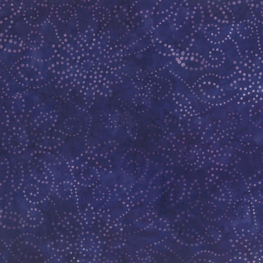 Kaleidoscope Floral Batiks Medium Purple 22172-669
