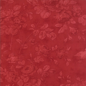 "Wintergreen - Tonal Crimson 108"" Wide Back"