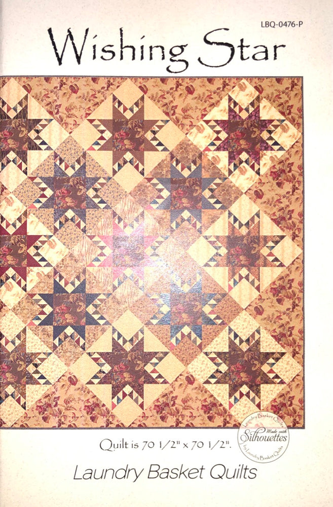 Wishing Star Quilt Pattern