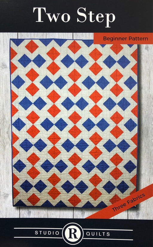 Two Step Studio R Quilts Pattern