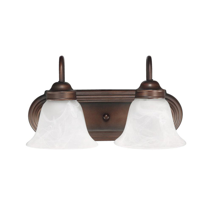 Capital Canada 2 Light Vanity | 1032BB-118
