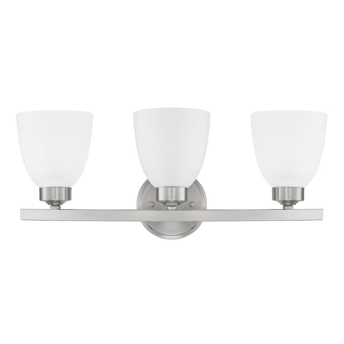 Capital 3 Light Vanity | 114331BN-333
