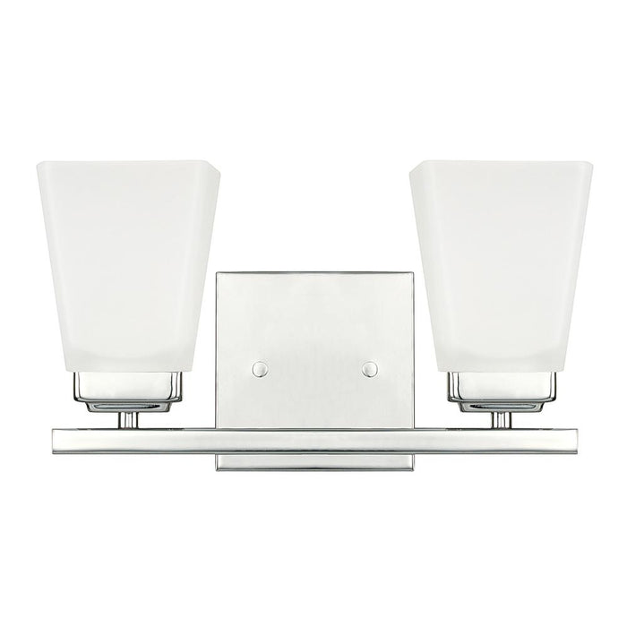 Capital Canada 2 Light Vanity | 114421PN-334