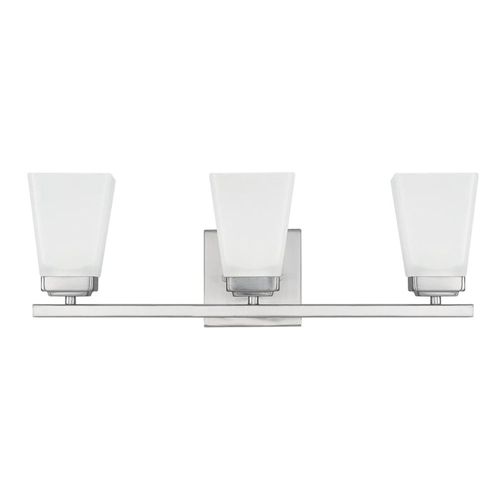 Capital Canada 3 Light Vanity | 114431BN-334