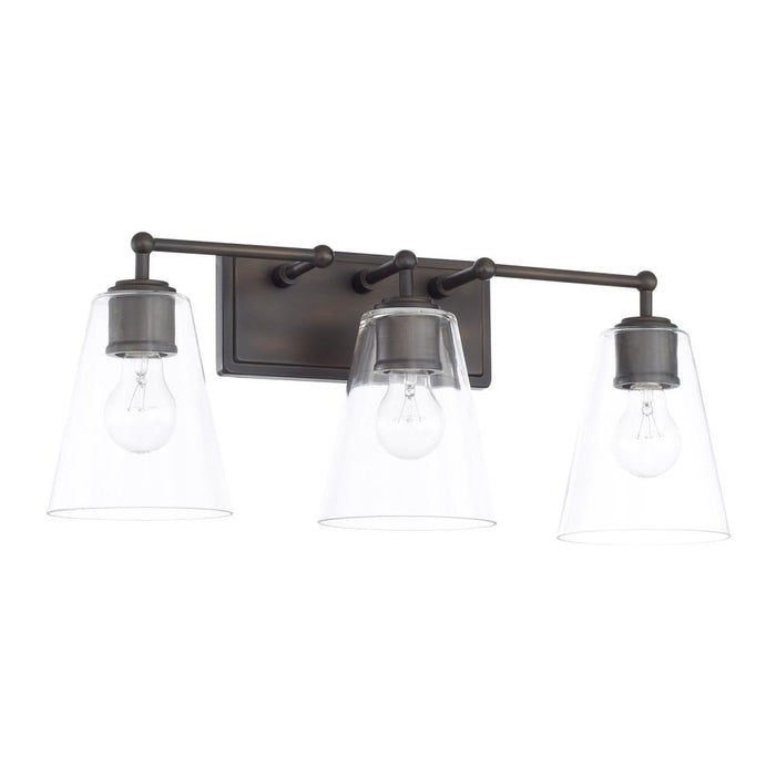 Capital 3 Light Vanity | 121731OB-431