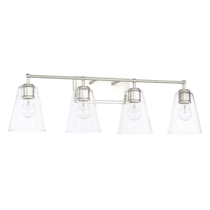 Capital 4 Light Vanity | 121741PN-431